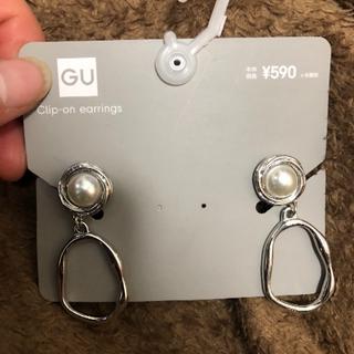 ジーユー(GU)の未使用GUイヤリング(イヤリング)
