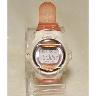 59f2938ef2 カシオ(CASIO)のCASIO Baby-G BG-169WH 腕時計 カシオ ベビージー(