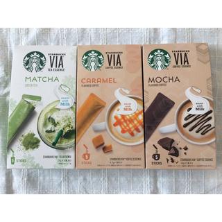 Starbucks Coffee - (新品・未使用品) スターバックス VIA 3箱