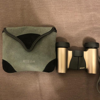ニコン(Nikon)のNikon 双眼鏡 袋付き 新品未使用(その他)