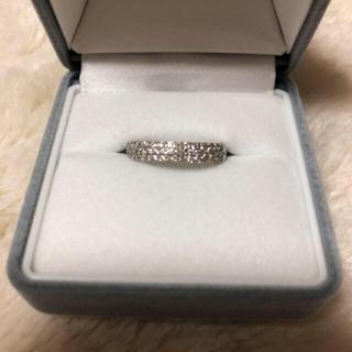 ダイヤモンドパベリング(リング(指輪))