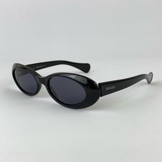 16c880da4921 グッチ(Gucci)の正規品 GUCCI グッチ ヴィンテージ ブラック サングラス JR4-10(