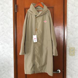 DOORS / URBAN RESEARCH - ダントン ナイロンタフタフード付きロングコート