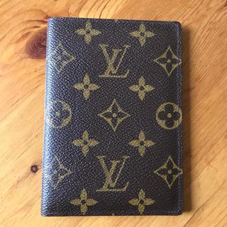 ルイヴィトン(LOUIS VUITTON)のルイヴィトン パスポートケース モノグラム(パスケース/IDカードホルダー)