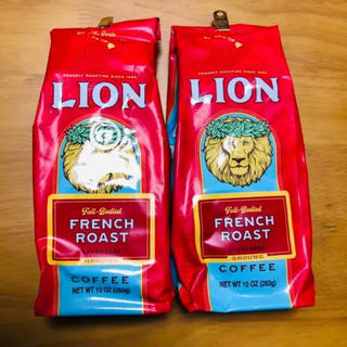 ライオン(LION)の【セール中】ライオンコーヒー 2個(コーヒー)