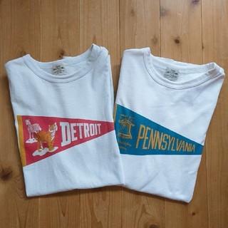 coen - coen・メンズTシャツ・2枚セット