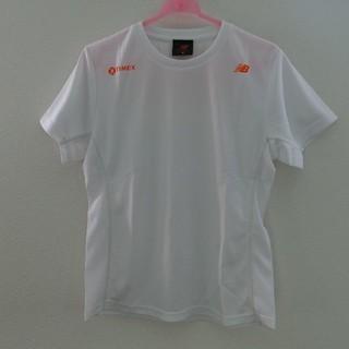 ニューバランス(New Balance)のランニングTシャツ(ウェア)