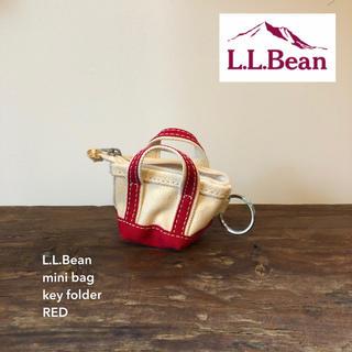 エルエルビーン(L.L.Bean)のL.L.Bean ミニバッグ キーホルダー(キーホルダー)