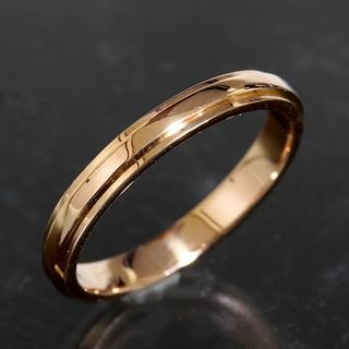 カルティエ(Cartier)のカルティエ cartier ダムール リング size47 K18PG 新品仕上(リング(指輪))