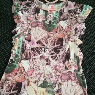 アチャチュムムチャチャ(AHCAHCUM.muchacha)のあちゃちゅむ(Tシャツ(半袖/袖なし))