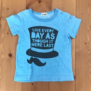 ターカーミニ(t/mini)のターカーミニ Tシャツ 90(Tシャツ/カットソー)