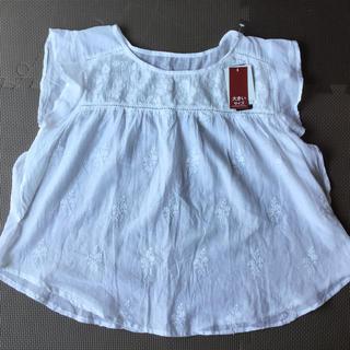 シマムラ(しまむら)のガーゼシャツ  3L(カットソー(半袖/袖なし))