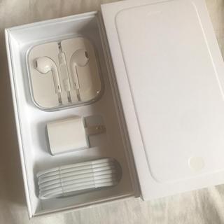 アイフォーン(iPhone)のiPhone イヤホンと充電器セット(その他)