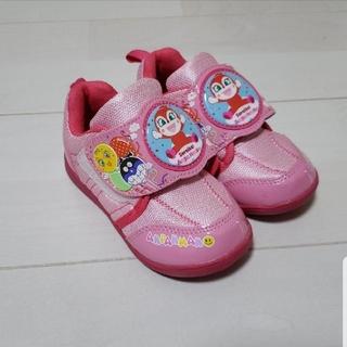 アンパンマン(アンパンマン)のアンパンマン ドキンちゃん シューズ 靴 スニーカー 14㎝ 女の子 ピンク(スニーカー)