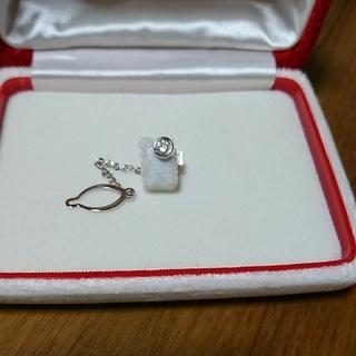 アガット(agete)のダイヤモンド~ネクタイピン(ネクタイピン)