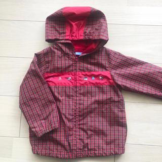 ファミリア(familiar)のファミリア familiar ウインドブレーカー ジャケット 長袖 90(ジャケット/上着)