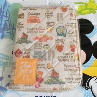 ディズニー(Disney)のディズニーリゾート パークフード柄 母子手帳ケース(母子手帳ケース)