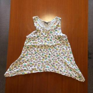 シマムラ(しまむら)の美品 100 タンクトップ(Tシャツ/カットソー)