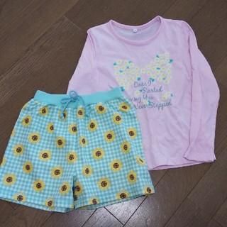 シマムラ(しまむら)のしまむらロングT&ショートパンツ(Tシャツ/カットソー)