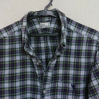 コーエン(coen)のCoenメンズネルシャツ(シャツ)