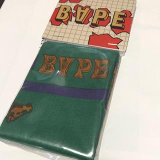 アベイシングエイプ(A BATHING APE)のbape  ハンカチ(ハンカチ/ポケットチーフ)
