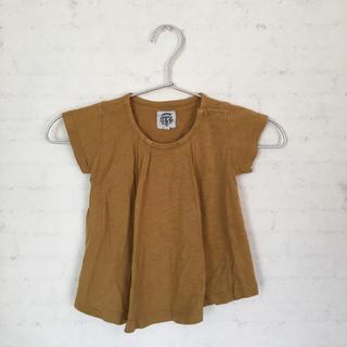 マーキーズ(MARKEY'S)のオーシャンアンドグラウンド ocean & ground 半袖カットソー 80(Tシャツ)