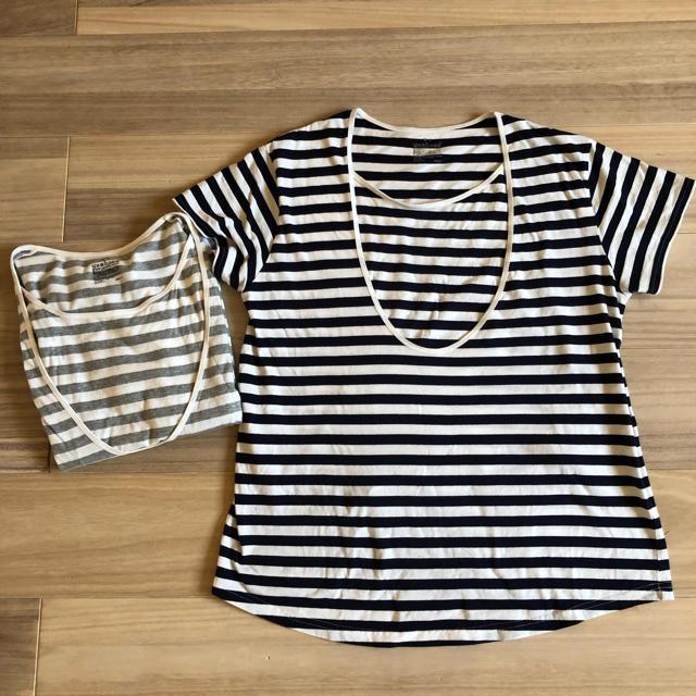 MUJI (無印良品)(ムジルシリョウヒン)の授乳服 無印良品 キッズ/ベビー/マタニティのマタニティ(マタニティトップス)の商品写真