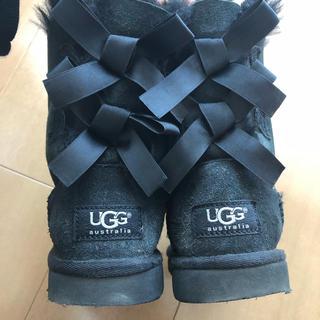 UGG - AGG 18.5センチ  中古