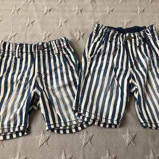 エフオーキッズ(F.O.KIDS)のMI様 専用  エフオーキッズ 兄弟 お揃い 半ズボン セット(パンツ/スパッツ)