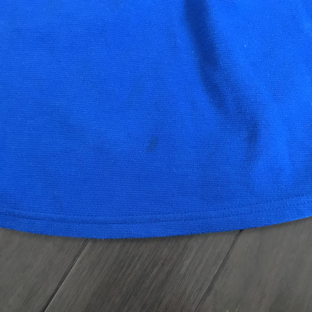 ベルメゾン(ベルメゾン)のサロペットスカート キッズ/ベビー/マタニティのキッズ服 女の子用(90cm~)(ワンピース)の商品写真