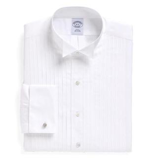 ブルックスブラザース(Brooks Brothers)のブルックスブラザーズ ウィングカラー フォーマルタキシードシャツ(シャツ)