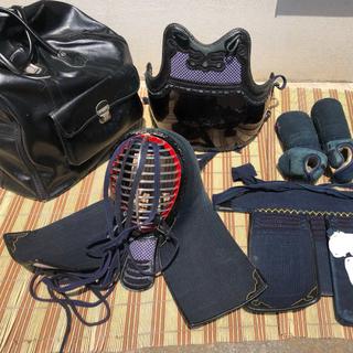 剣道 防具 一式 中学生 女性用 コテ メン ドウ 専用バッグ付き