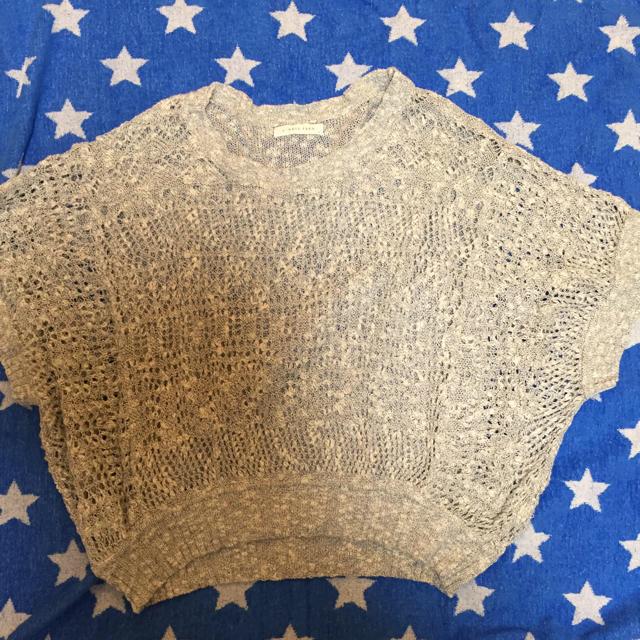 LOWRYS FARM(ローリーズファーム)のローリーズファーム ドルマンニット レディースのトップス(ニット/セーター)の商品写真