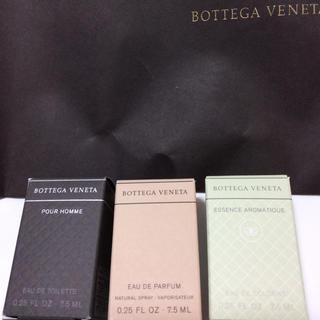 ボッテガヴェネタ(Bottega Veneta)のボッテガヴェネタ  ミニサイズ香水  3点セット(ユニセックス)
