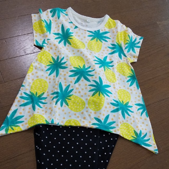 しまむら(シマムラ)のしまむら    おまとめ7点130cm キッズ/ベビー/マタニティのキッズ服 女の子用(90cm~)(Tシャツ/カットソー)の商品写真