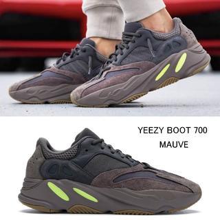 アディダス(adidas)のAdidas × Kanye West YEEZY BOOST 700MAUVE(スニーカー)