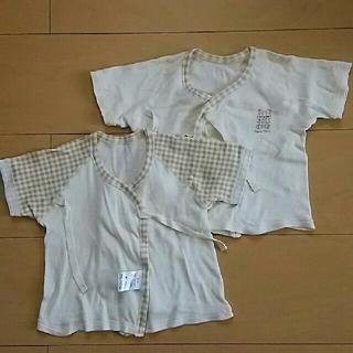 シマムラ(しまむら)の短肌着 2枚組(肌着/下着)