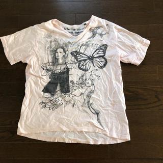 シマムラ(しまむら)のTシャツ ピンク しまむら 3L(Tシャツ/カットソー(半袖/袖なし))