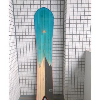 【美品】フォルクル セレクタ Volkl Selecta スノーボード パウダー