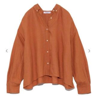 ミラオーウェン(Mila Owen)の【専用ページ】リネンワイドシャツ・スカート(セット/コーデ)