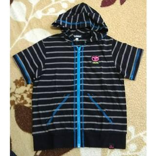 9ce38f883f80c タケオキクチ(TAKEO KIKUCHI)のTKSK☆半袖パーカー(Tシャツ カットソー)