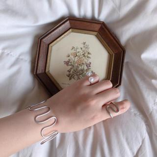 カスタネ(Kastane)のシルバーリング R4(リング(指輪))