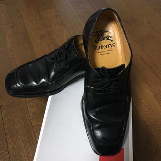 バーバリー(BURBERRY)の【中古】Burberry バーバリー紳士革靴 サイズ 25.5cm(ドレス/ビジネス)