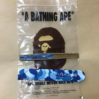 アベイシングエイプ(A BATHING APE)のアベイシングエイプ 扇子(その他)