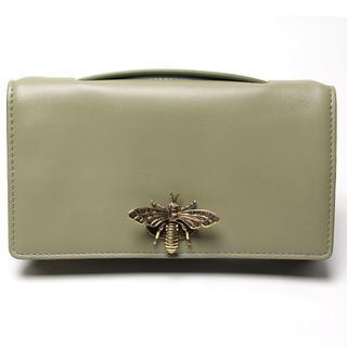 ディオール(Dior)の未使用 ディオール ポシェット ハンドポーチ 蜂 ハチ ビー BEE(クラッチバッグ)
