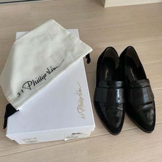 スリーワンフィリップリム(3.1 Phillip Lim)のゆぅ様専用ページ 3.1 Phillip Lim シューズ2点(ローファー/革靴)