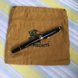 モンブラン(MONTBLANC)のモンブラン万年筆インク瓶おまけ付き(ペン/マーカー)