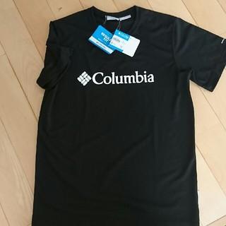 コロンビア(Columbia)の新品タグ付き!Columbia Tシャツ(Tシャツ/カットソー(半袖/袖なし))