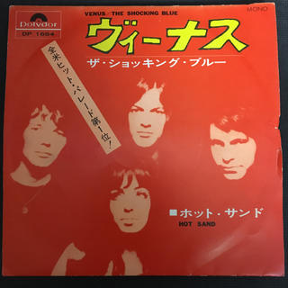 VENUS/THE SHOCKING BLUE