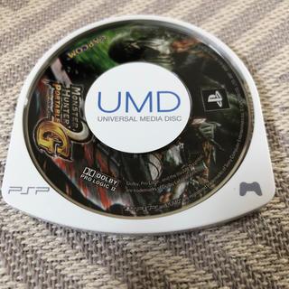 プレイステーション(PlayStation)のHunterHunter portable(携帯用ゲームソフト)